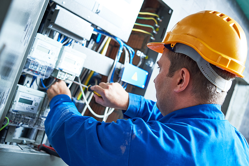 Become An Electrician in Stafford Staffordshire