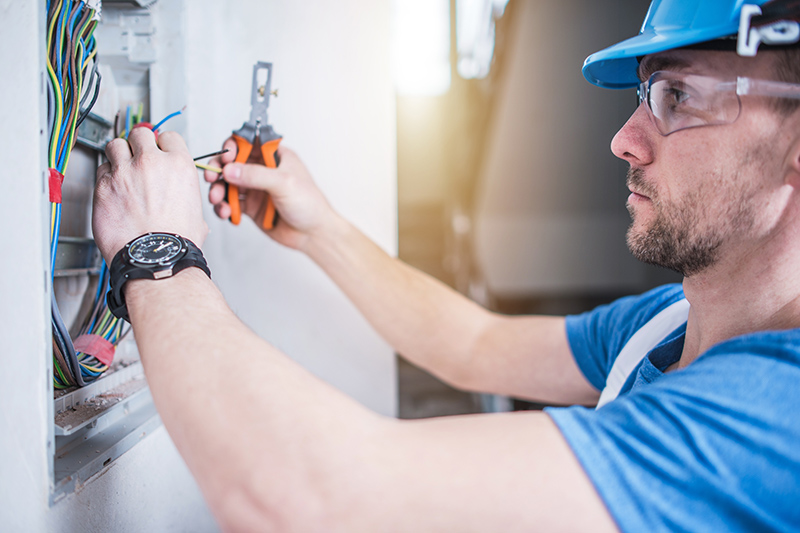 Electrician Qualifications in Stafford Staffordshire